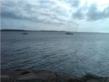 Yarmouth Cape Cod vacation rental - Lews Bay at end of street, 1 minute walk