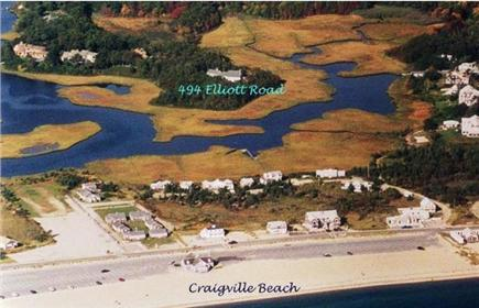 Centerville Centerville vacation rental - Private home surrounded by Centerville river, close to beach