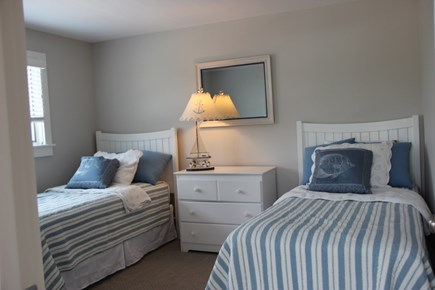 Wellfleet Cape Cod vacation rental - Fourth bedroom, located on first floor, two twins
