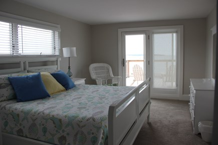 Wellfleet Cape Cod vacation rental - Master bedroom, king, second floor.