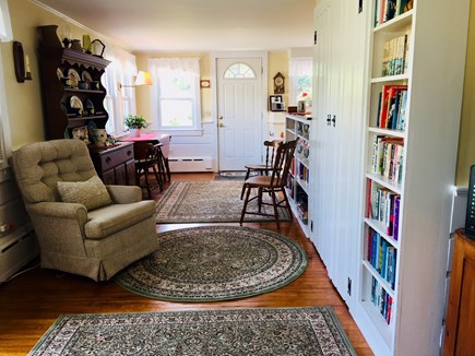 Eastham Cape Cod vacation rental - Reading area