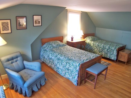 Brewster Cape Cod vacation rental - . . .and this roomy twin BR