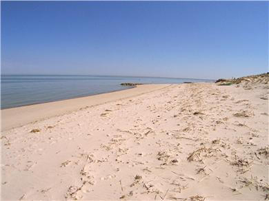 Brewster Cape Cod vacation rental - Less than 2 minute walk to this perfect, private, sandy beach