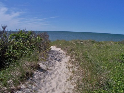 Brewster Cape Cod vacation rental - You're almost there already!