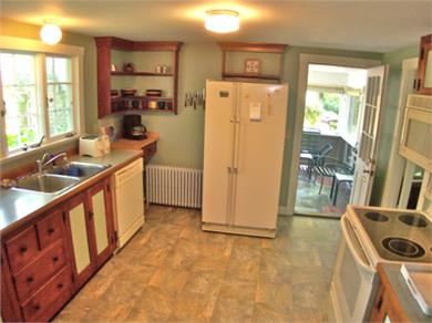 Brewster Cape Cod vacation rental - Sparkling, fully equipped kitchen, new floor recently added