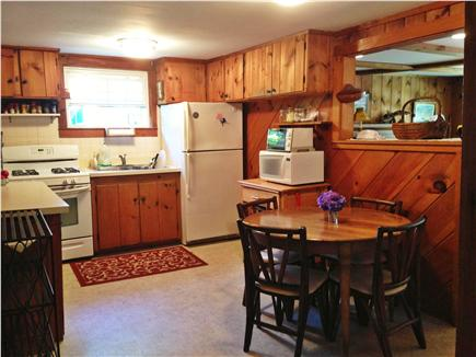 Mashpee, Popponesset Cape Cod vacation rental - Kitchen and dining area