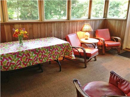 Mashpee, Popponesset Cape Cod vacation rental - Screened-in Porch