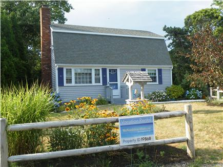 Dennisport Cape Cod vacation rental - Another view of the house
