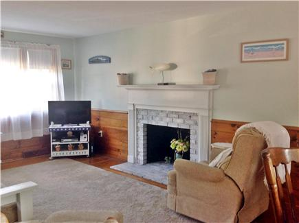 Dennisport Cape Cod vacation rental - 2nd view of living room