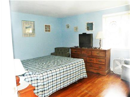 Dennisport Cape Cod vacation rental - Master bedroom w/cable T.V.