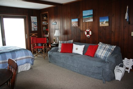 West Dennis Cape Cod vacation rental - Queen Bedroom Suite