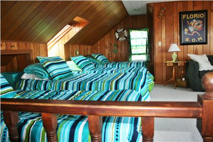 West Dennis Cape Cod vacation rental - Dorm-type sleeping area - Great for the kids!
