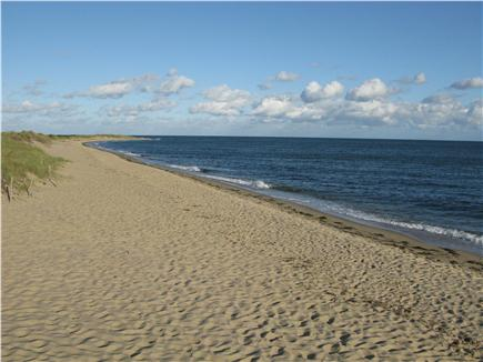 East Falmouth Cape Cod vacation rental - Beautiful Menauhant Beach is just a mile and 1/2 away!