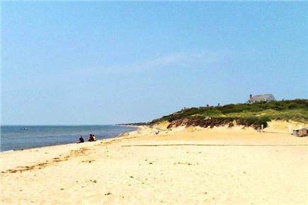 Eastham Cape Cod vacation rental - First Encounter Beach on Cape Cod Bay