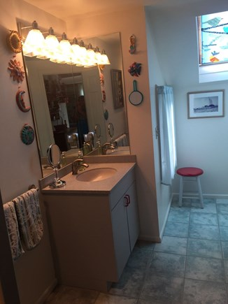 Eastham Cape Cod vacation rental - Full bath with tub/shower