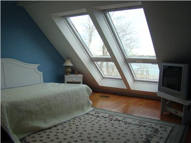 Orleans/Eastham/Wellfleet Cape Cod vacation rental - Large upstairs loft with daybed and cove views