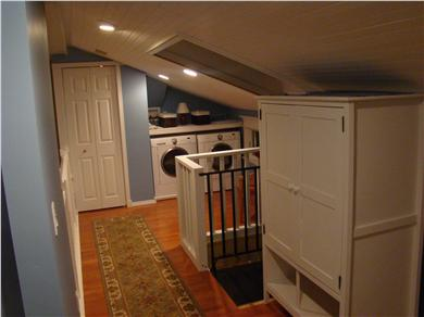 Orleans/Eastham/Wellfleet Cape Cod vacation rental - Loft has half bathroom and full washer and dryer