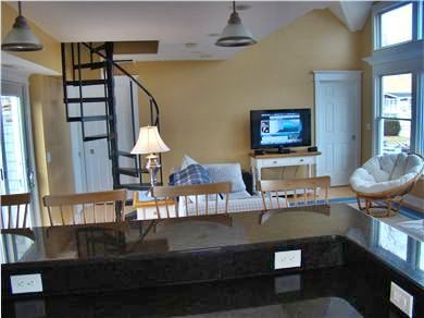 Orleans/Eastham/Wellfleet Cape Cod vacation rental - Living Room with 48'' LCD TV