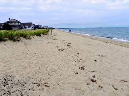Popponesset Cape Cod vacation rental - Five minute walk to private Sandy Beach.  Beach pass included.