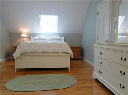 Chatham Cape Cod vacation rental - Upstairs master bedroom with skylight
