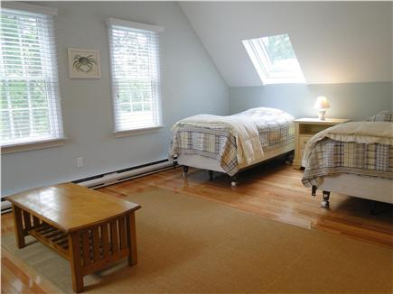 Chatham Cape Cod vacation rental - Upstairs kids room with futon, skylight
