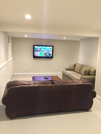 Chatham Cape Cod vacation rental - 60 inch TV