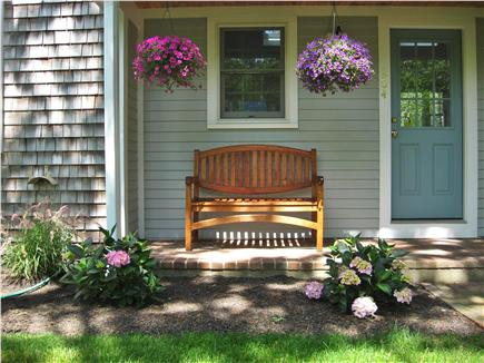 Chatham Cape Cod vacation rental - Front of Home, lovely plantings