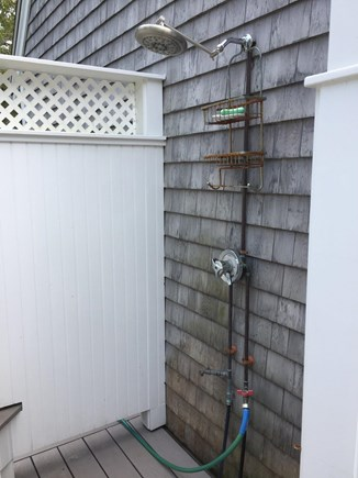 Chatham Cape Cod vacation rental - Outdoor shower