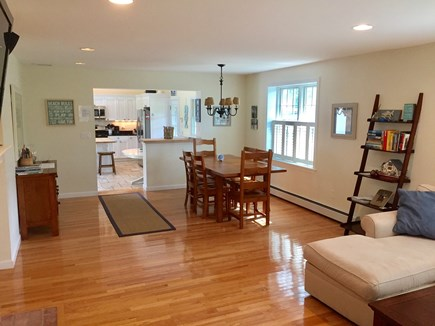 Chatham Cape Cod vacation rental - Dining area, opens to the kitchen