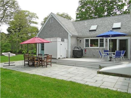 Chatham Cape Cod vacation rental - Deck, Outdoor Shower, Grill & Patio - Lots of space!