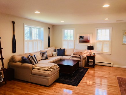 Chatham Cape Cod vacation rental - Comfortable living with plenty of room for everyone to relax!
