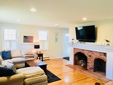 Chatham Cape Cod vacation rental - Living Room with TV
