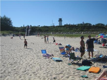 Chatham Cape Cod vacation rental - Lighthouse Beach is just a five-minute stroll away