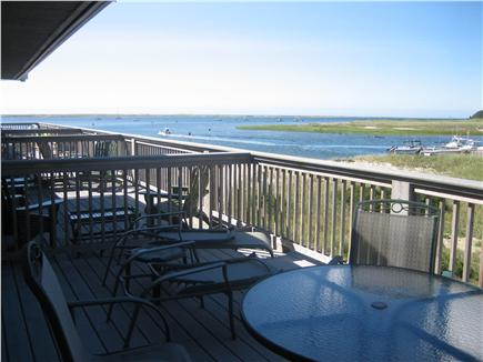 Chatham Cape Cod vacation rental - Water views from the upstairs deck