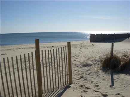 dennisport Cape Cod vacation rental - Beautiful Depot St. Beach with parking is 220 yards away