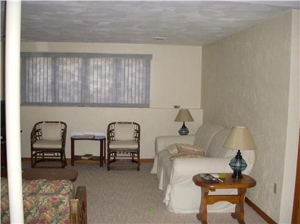 dennisport Cape Cod vacation rental - Family room, other view