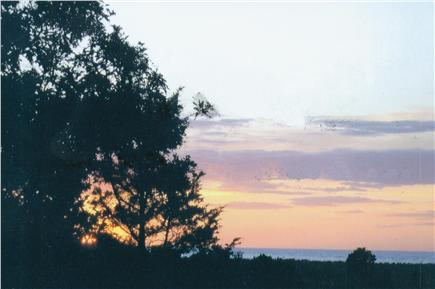 Brewster Cape Cod vacation rental - Sunset over Paine's Creek
