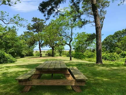 Brewster Cape Cod vacation rental - View of Paine's Creek and Bay from property