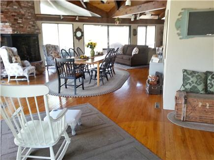 Truro Cape Cod vacation rental - Open and spacious floor plan