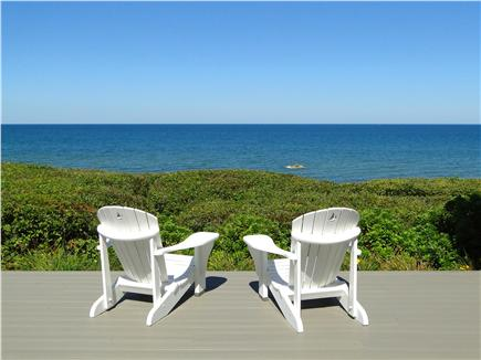 Dennis Cape Cod vacation rental - Endless water views with places to sit and relax