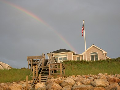 Dennis Cape Cod vacation rental - End of the Rainbow
