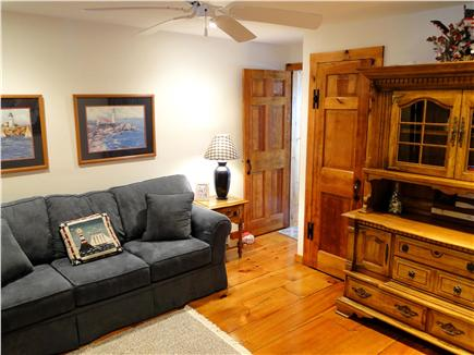 Dennis Cape Cod vacation rental - Bonus room upstairs with pullout sofa
