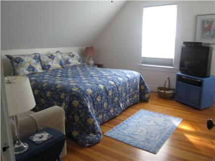 Osterville Osterville vacation rental - Relaxing upstairs master bedroom with cable TV/VCR/DVD