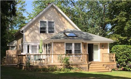 Osterville Osterville vacation rental - Enjoy amenities including gas grill and an outdoor shower