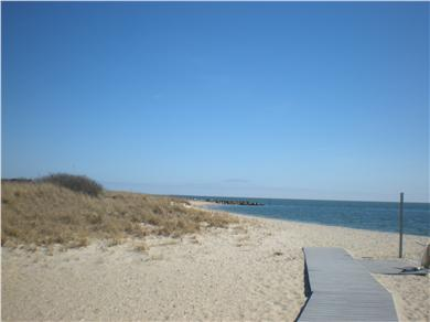 East Falmouth Cape Cod vacation rental - Acapesket Beach Association is just 30 yards away