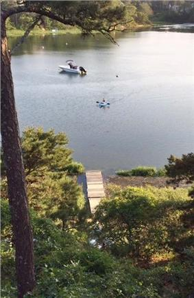 Chatham Cape Cod vacation rental - Beautiful views of saltwater Taylor's Pond