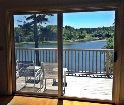 Chatham Cape Cod vacation rental - Expansive views of Taylor's Pond from living room