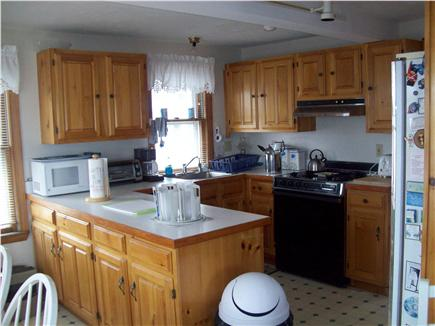 Plymouth ~ White Horse Beach MA vacation rental - Fully Applianced Kitchen.