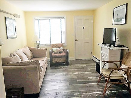 Eastham Cape Cod vacation rental - Bonus space in the den with additional TV