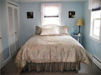 Eastham Cape Cod vacation rental - Bedroom with half bath